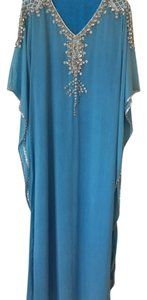 INDIA Silk Crytal Embroided Dress