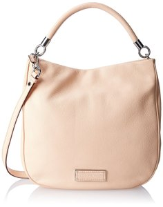 Marc by Marc Jacobs Too Handle Leather Hobo Bag