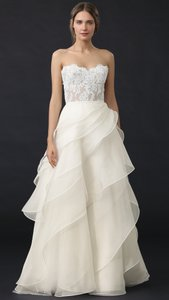 Reem Acra She's In Love Wedding Dress