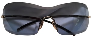 Giorgio Armani HOT!!!! Light Blue Tinted and Frosted Giorgio Armani Sunglasses