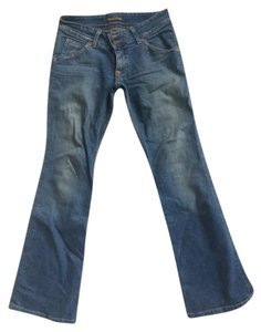 Hudson Jeans Flares Boot Cut Jeans-Medium Wash