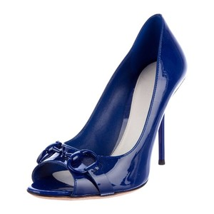 Gucci Royal blue Pumps