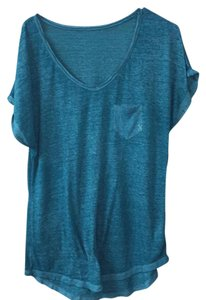 Maurices T Shirt Teal