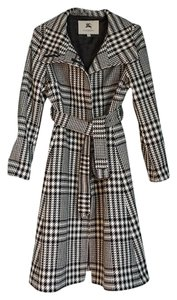 Burberry London Wool Trench Trench Coat