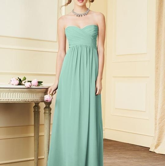 Alfred Angelo Stone Gown Formal Bridesmaid/Mob Dress Size