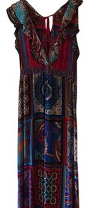 Multicolor Maxi Dress by Hale Bob