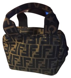 Fendi cosmetic bag Diaper Bag
