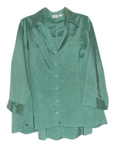 Cato Button Down Shirt green