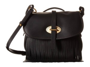 Dooney & Bourke Fiona Fringe Leather Cross Body Bag