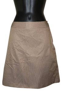 adidas Climacool Stretchy Skort Brown with white stripe