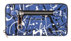 Marc Jacobs Marc Jacobs Coblat Blue Multi Wallet