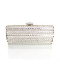 Judith Leiber Crystal Evening Clutch