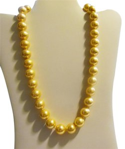 Pearlfection Pearlfection Faux South Sea Pearl Necklace