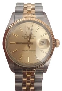 Rolex Rolex Men's Two-Tone Watch