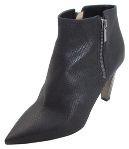Jimmy Choo Ankle Designer Classic Black Boots