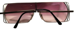 Chloe HOT!!!! Chloe Silver Sunglasses with Pink Tinted Lenses