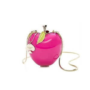 Kate Spade Apple Pink Clutch