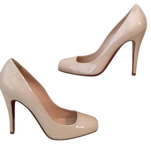 Christian Louboutin Bone Pumps