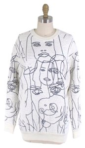 Stella McCartney Faces Statement Sweater