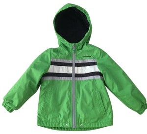 London Fog Green Jacket