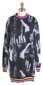 Libertine short dress Grays / Multi Surreal Hands on Tradesy