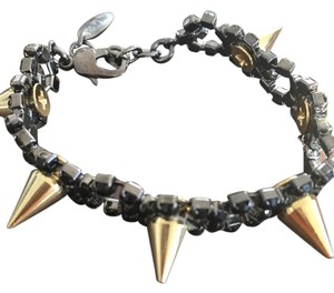Joomi Lim Joomi Lim Crystal and Spike Bracelet