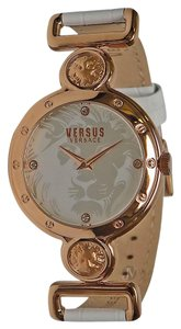 Versus Versace NEW WOMENS VERSUS BY VERSACE (SOL050015) SUNNYRIDGE LEATHER WATCH