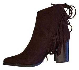 Madden Girl Brown Brown Brown Suede Suede Suede Chestnut Boots