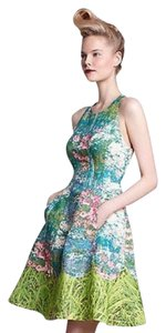 Tracy Reese Impressionist Dress