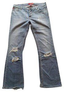 Hollister Straight Leg Jeans