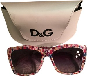 Dolce&Gabbana LIMITED EDITION D & G Sunglasses
