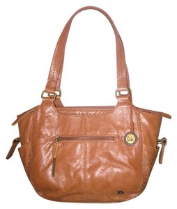 The Sak Satchel in Light Brown (Walnut)