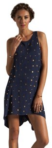 One Teaspoon short dress Blue Swing Floaty Mini on Tradesy