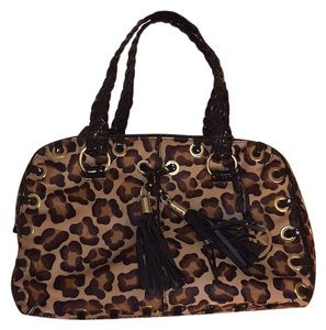 MICHAEL Michael Kors Satchel in Cheetah