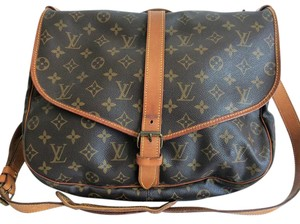 Louis Vuitton Saumur Saumur 35 Neverfull Speedy Shoulder Bag