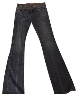 Paige Denim Boot Cut Jeans