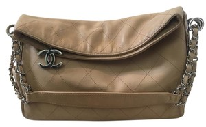 Chanel Ultimate Soft Leather Strap Lambskin Hobo Bag