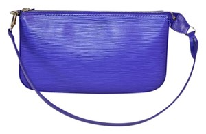 Louis Vuitton Wristlet in Purple