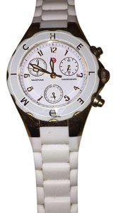 Michele Tahitian Jelly Bean Small White
