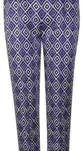Prada Straight Pants Purple