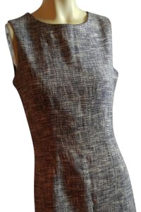 Barneys New York short dress GRAY on Tradesy