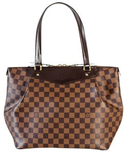 Louis Vuitton Damier Westminster Checkerboard Shoulder Bag
