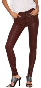 Citizens of Humanity Coated Skinny Jeans-Coated