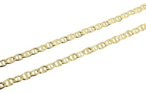 Other 18K Yellow Gold Mariner Chain 18 Inches