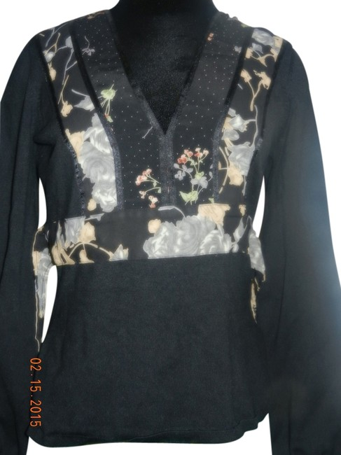 Preload https://item5.tradesy.com/images/inc-international-concepts-black-white-flower-embroire-in-and-trim-sweaterpullover-size-6-s-1963949-0-0.jpg?width=400&height=650