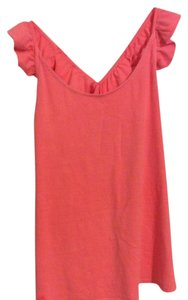 Lilly Pulitzer Top coral