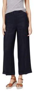 Ann Taylor LOFT Pants Anchor Capris Navy