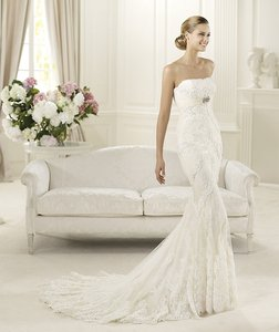 Pronovias Dietrich Wedding Dress