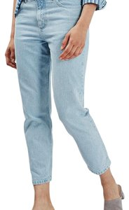 Topshop Relaxed Fit Jeans