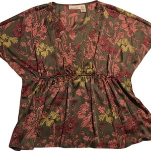 DKNY Top Brown